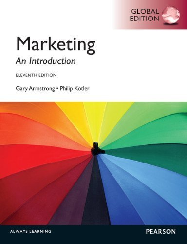 Download Marketing: An Introduction by Armstrong, Gary, Kotler, Philip (2012) Paperback PDF