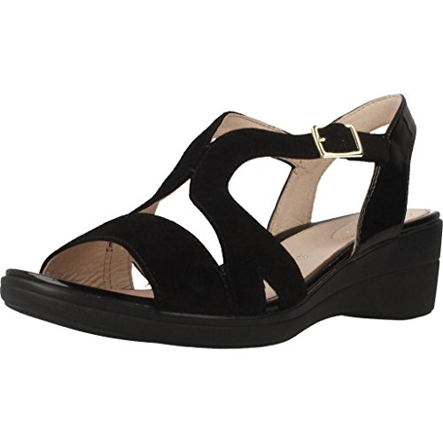 Stonefly 108235 Sandals Women Black