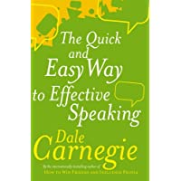 The Quick & Easy Way To Effective Speaking by Dale Carnegie - Paperback