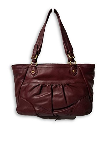 Etienne Aigner Leather Whitney Collection Shoulder Bag Tote
