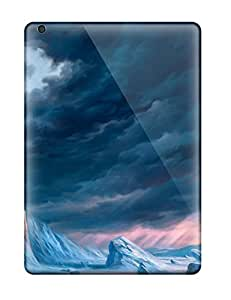 Case Cover Castle On Icy Mountain Peak / Fashionable Case For Ipad Air