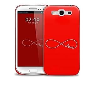 love Samsung Galaxy S3 GS3 protective phone case hjbrhga1544
