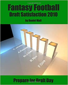 Book Fantasy Football Draft Satisfaction 2010: Prepare for Draft Day