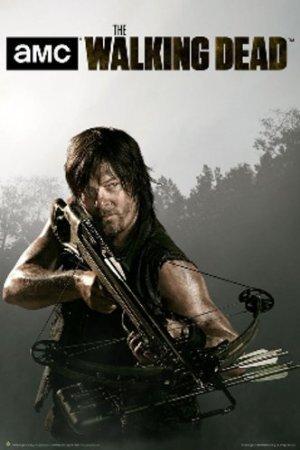 Walking Dead Throw Blankets Enchanting Amazon The Walking Dead Daryl Dixon Attack Mode Crossbow