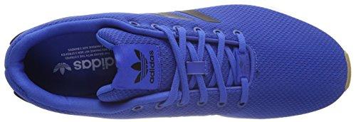 Homme Chaussures Flux Running bluecblackgum3 De Zx Multicolore Adidas XEwq8w