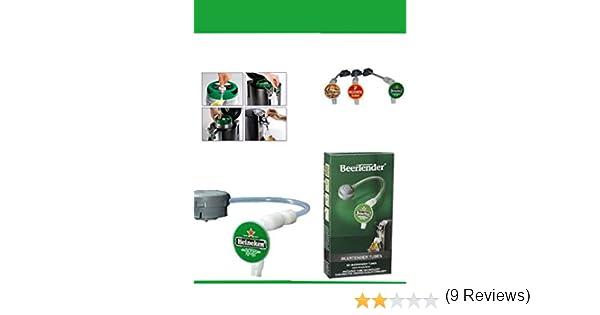 Beertender-10 tubos para máquina de cerveza Seb y Krups: Amazon.es: Hogar