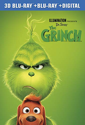 Price comparison product image Illumination Presents: Dr. Seuss' The Grinch [Blu-ray]