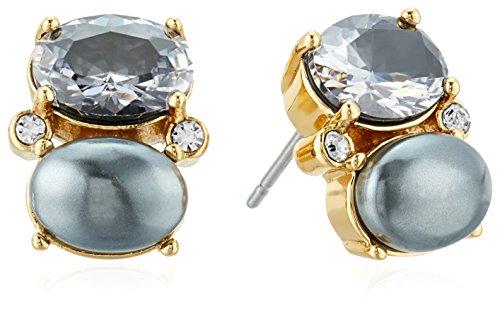 Kate Spade New York Womens Shine On Drop Studs Earrings