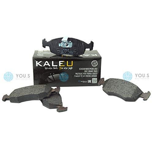 Kale 71738152 Front Axle Set of Brake Pads Brake Pads:
