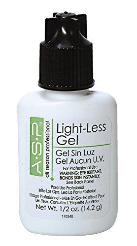 Gel Less - ASP Light Less Gel Net Wt 14.1g(0.5 oz)