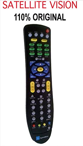 JynxBox Ultra OEM Remote Control for JynxBox Ultra Receiver V3