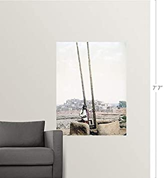 Amazon.com: GREATBIGCANVAS Poster Print Entitled an Estufa Pueblo of Taos New Mexico Vintage Photograph by The Henry Ford 23