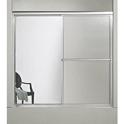 STERLING PLUMBING 5904-59S Tub Enclosure Pebbled - Shower Doors ...
