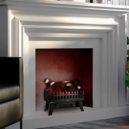 fake fireplace insert - 8