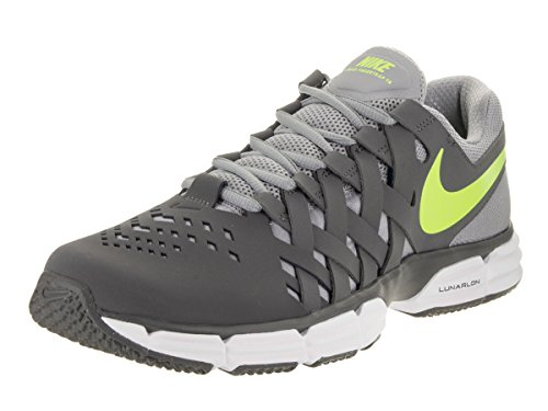 Dark Fingertrap Volt NIKE Stealth Grey Grey Lunar Mens TR RSwqIE