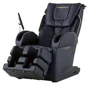 Fujiiryoki EC-3800 Dr. Fuji Cyber-Relax Massage Chair, Black, 28 different types of massage technique, Neck Relax, Loop Knead/Tapping, Kiwami Knead/Kiwami Tapping, Shoulder Tapping, Kiwami Hip Massage