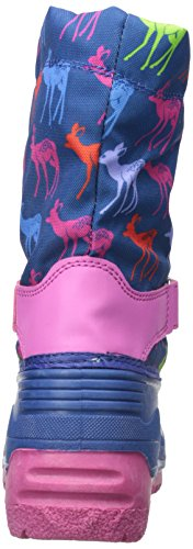 Deers Winter Girls' Blue Hatley Boots Graphic BqIH80wnU