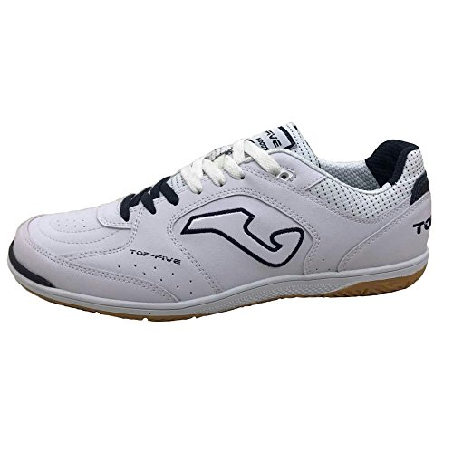 Joma Zapatilla Top Five 702 Blanco/Marino