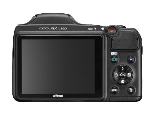 how to use nikon coolpix l820