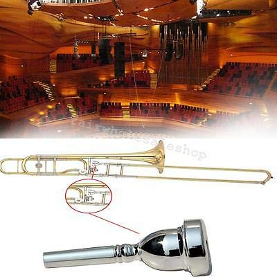 FidgetGear Professional Copper Alloy Plated Trombone Bass Horn Mouth Piece Bass Mouthpiece from FidgetGear