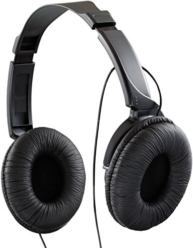 046838046346 - DJ Style Monitor Headphones carousel main 1