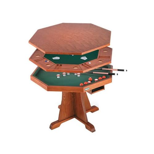 Amazon.com : Harvard 3 In 1 Bumper Pool Table : Billiards Equipment :  Everything Else