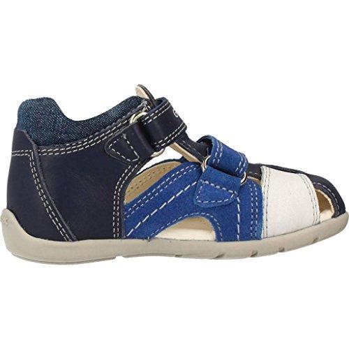 Geox Kids Sandal B7250C-C4226 Navy Blue Blue SfEa63UJ0