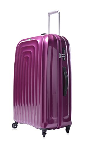 lojel-wave-polycarbonate-large-upright-spinner-luggage-violet-one-size