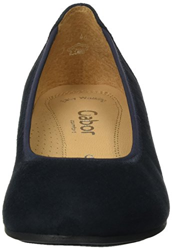 Gabor Shoes 62.69, Bailarinas Mujer Azul (Nightblue 46)