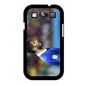 Unsual Design Associazione Sportiva Roma Phone Case Kostas Manolas Printing Plastic Cell Phone Case for samsung Galaxy S3 I9300