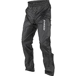 Dainese D-Crust Rain Pants (XX-LARGE) (BLACK)