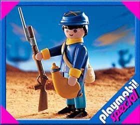 Playmobil Union Soldier 4628