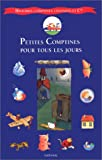 img - for Petites comptines pour tous les jours (French Edition) book / textbook / text book