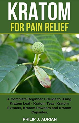 Kratom for Pain Relief: A Complete Beginner