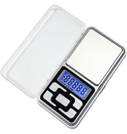 Báscula Digital Balanza Electrónica 200 Gr Gramos 0.01 G: Amazon.com ...