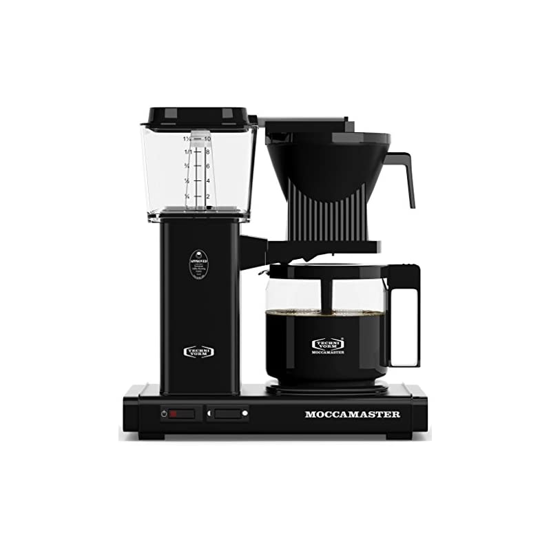Technivorm Moccamaster 59462 KBG Coffee