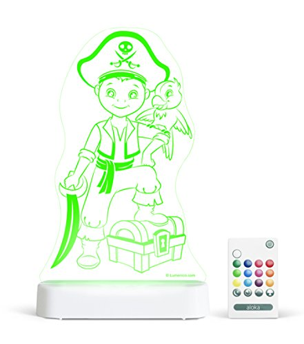 Pirate Led Night Light in Florida - 9
