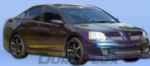 2004-2012 Mitsubishi Galant Duraflex G-Tech Side Skirts Rocker Panels - 2 Piece ()