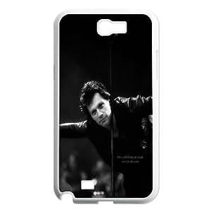 [bestdisigncase] For Samsung Galaxy Note 2 -Bon Jovi Pop-Metal Music Band PHONE CASE 4