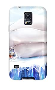 9501163K37502410 Forever Collectibles Olivia Hard Snap-on Galaxy S5 Case