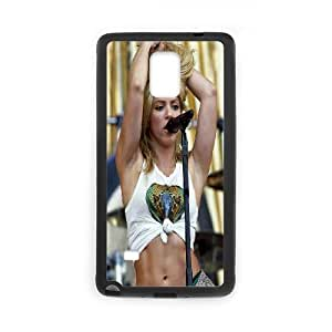 Generic Case Shakira For Samsung Galaxy Note 4 N9100 S4D5767987 hjbrhga1544