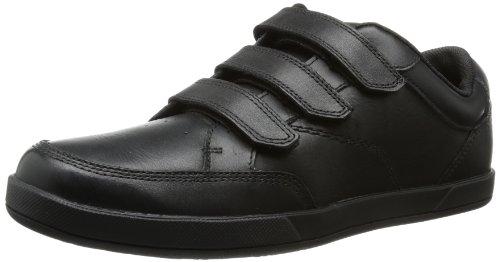 Clarks Frontside Spin 20351793 Herren Oxfords Schwarz (Black Leather)
