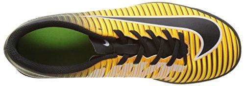 Nike Herren Mercurialx Vortex Iii Tf Fußballschuhe Orange (Laser Orange/black/white/volt/white)