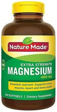 Nature Made High Potency Magnesium product image