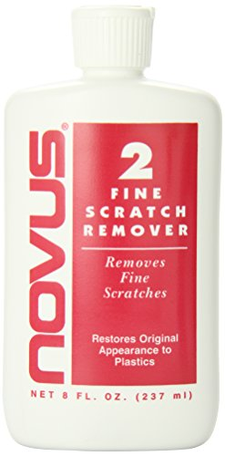 NOVUS 2  Plastic Fine Scratch Remover - 8 - Scratches To Out Take A From Car How