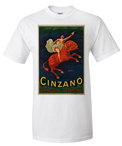 cinzano-vermouth-vintage-poster-artist-leonetto-cappiello-spain-c-1910-white-t-shirt-large
