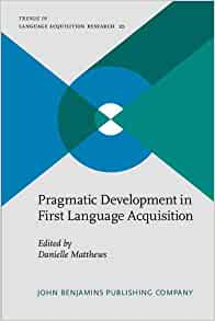 research paper first language acquisition