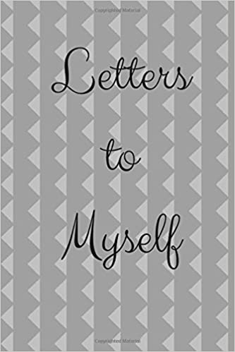 letters to myself 6 x 9 white blank lined paper blank letter format journal to write in letters trueheart designs 9781721624706 amazoncom