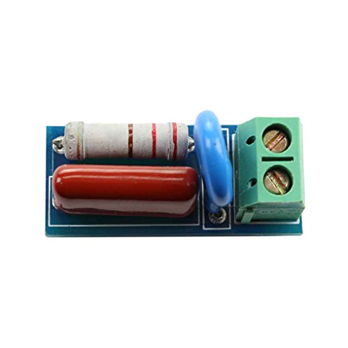 - Cocoray Inductive Load Solenoid Valve Relay Contacts RC Snubber Interrupter Circuit Protection Module Sensor
