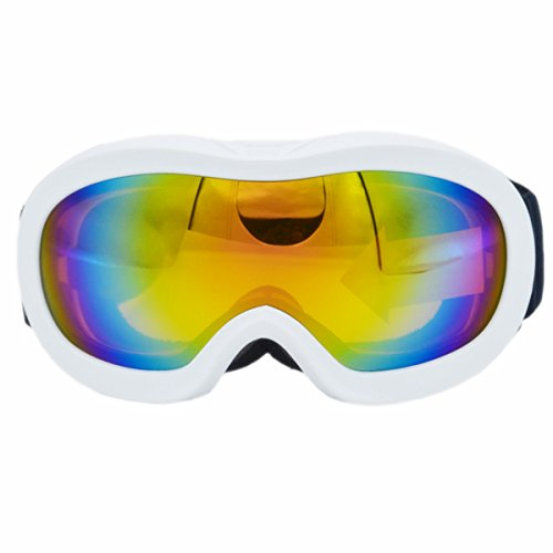 Snow Goggles Anti-Fog Snowboarding Ski Goggles for Kids Boys & Girls - - Faces For Sunglasses Best Asian